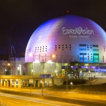 Ericsson Globe. Suède. Le plus grand bâtiment sphérique