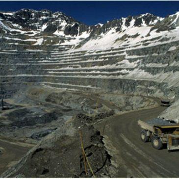El Teniente. Chili. La plus grande mine souterraine du monde