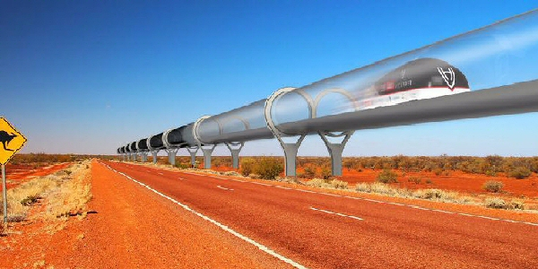 Hyperloop, le transport du futur