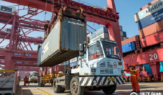 Ningbo zhoushan le plus grand port au monde records absolus - Les plus grand port du monde ...