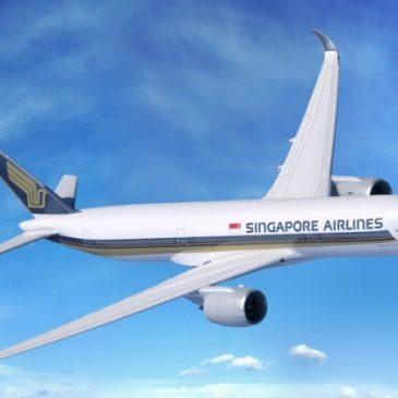 Airbus. Le plus long vol commercial du monde. 16 700km