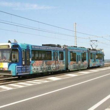 La plus longue ligne de tramway du monde. Belgique. 1885