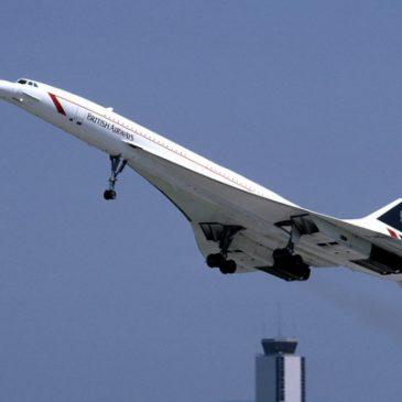 Concorde. Toujours l'avion de ligne le plus rapide du monde. 1969