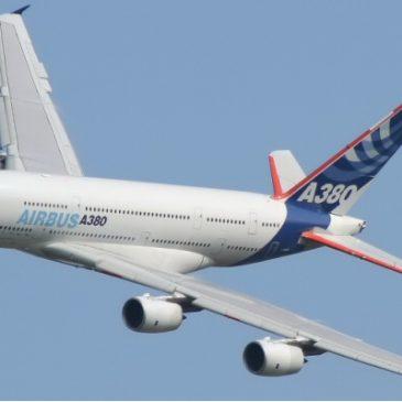Airbus A380. Le plus gros avion de ligne du monde. 2005