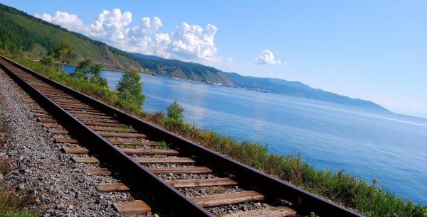 Transsibérien. La plus longue ligne de chemin de fer du monde. 1916