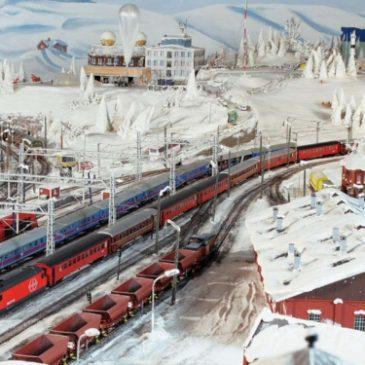 Miniatur Wunderland. Un monde miniature unique au monde. 2001