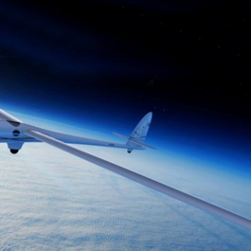 Record d'altitude pour le planeur Perlan 2. 2018