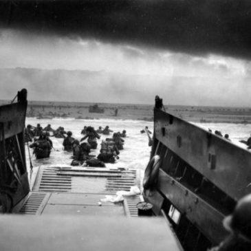 1944. Le plus grand débarquement de l'histoire